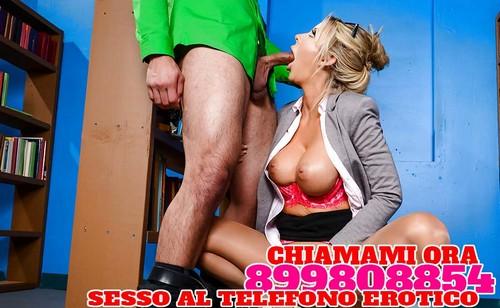 Numero Porno per Godere al Telefono Erotico 899770736